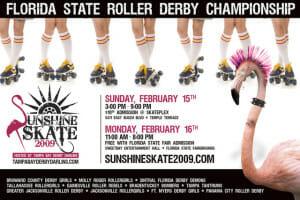 Sunshine Skate 2009