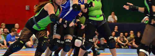 06-02-12 Gainesville Roller Rebels vs Ft. Myers Derby Girls