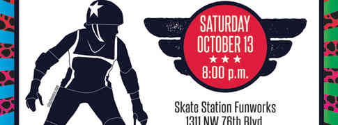 GRR vs. Blue Ridge Rollergirls, Sat. October 13