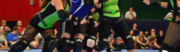 Next Home Bout: Sat, July 21, Gainesville Roller Rebels vs. Tallahassee Rollergirls' Capital Punishment