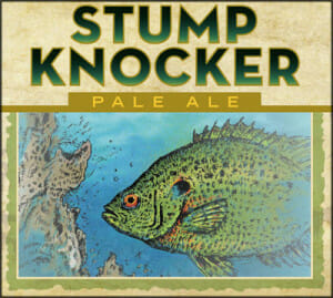 stump knocker logo