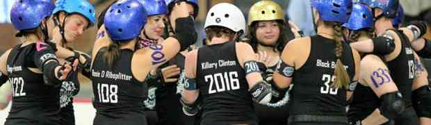Providence Roller Derby's RI Riveters vs Gainesville Roller Rebels