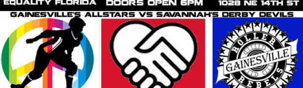 GRR Allstars vs. Savannah Derby Devils with Bike Valet!