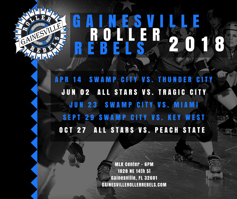 2018 Home Bout Schedule